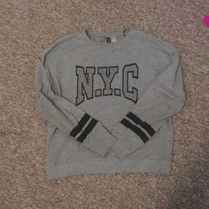 N.Y.C sweater